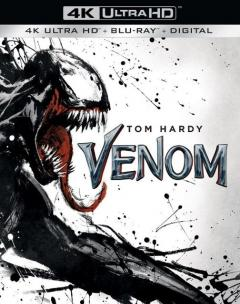 Venom (4K Ultra HD + Blu-Ray Disc) / Venom