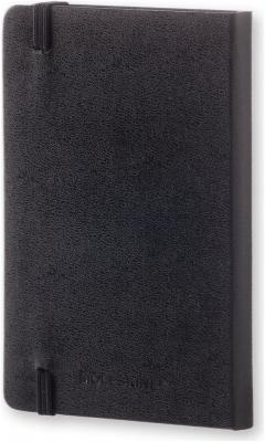 Carnet - Moleskine Classic Dotted - Black, Pocket, Hard Cover