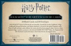 Harry Potter: Hogwarts Crest Foil Gift Enclosure Cards