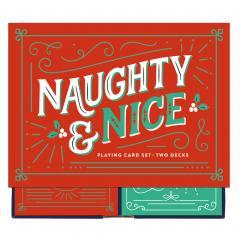 Carti de joc - Naughty & Nice