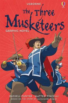 Three Musketeers Graphic Novel