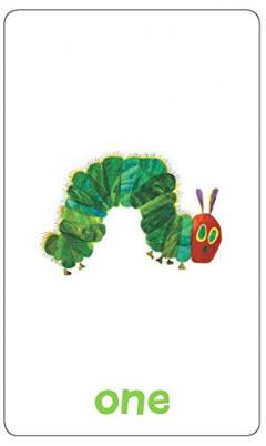 World of Eric Carle: Numbers and Counting Flash Cards