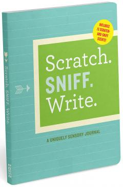 Jurnal - Scratch. Sniff. Write