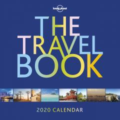 Calendar 2020 - The Travel Book