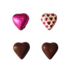 Bomboane de ciocolata - Duo Coeurs