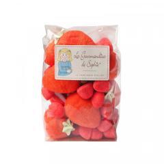 Jeleuri - Melange duo fraises fruits