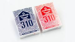 Set 2 pachete carti de joc - Copag Red/Blue