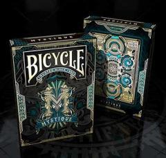 Carti de joc - Bicycle Mystique Blue