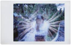 Aparat foto instant - White