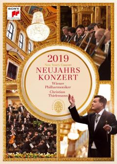 Neujahrskonzert 2019 - New Year's Concert 2019 (DVD)