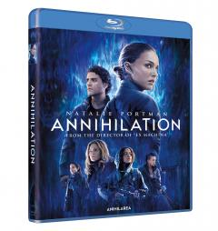 Anihilarea / Annihilation (Blu-Ray Disc)