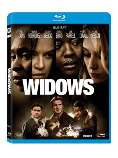 Vaduve / Widows (Blu-Ray Disc)
