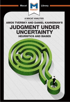 Judgment under Uncertainty