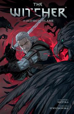 The Witcher. Volume 4: Of Flesh and Flame