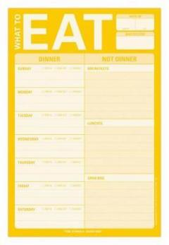 Carnet-What to Eat