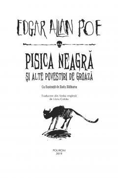 Pisica neagra si alte povestiri de groaza