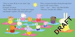 Peppa Pig: Peppa Does Yoga