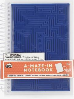 Carnet - Maze-in Notebook