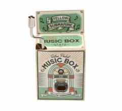 Cutiuta muzicala -  Retro Pocket - mai multe modele