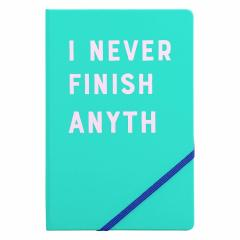 Carnet - I Never Finish