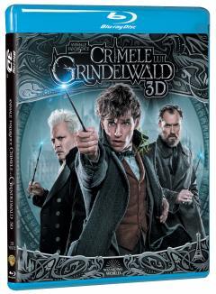 Animale Fantastice: Crimele lui Grindelwald / Fantastic Beasts: The Crimes of Grindelwald - 3D (Blu-Ray Disc)