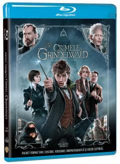 Animale Fantastice: Crimele lui Grindelwald / Fantastic Beasts: The Crimes of Grindelwald - Extended (Blu-Ray Disc)