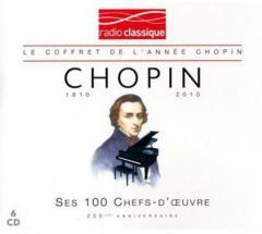 Chopin: Ses 100 Plus Grands..