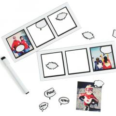 Rame foto magnetice - My comic life