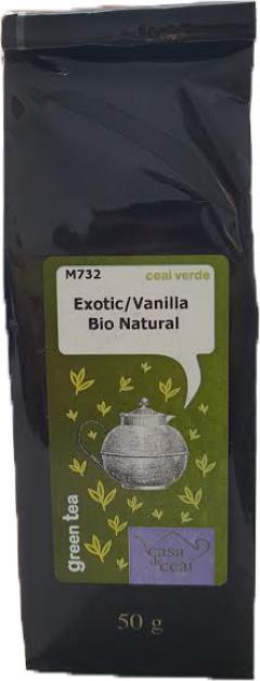 M732 Exotic / Vanilla Bio Natural Flavoured