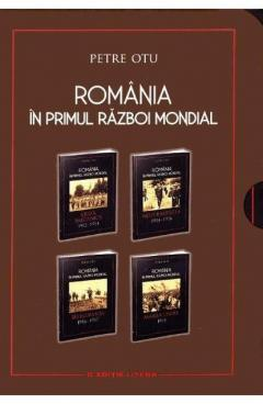 Romania in Primul Razboi Mondial