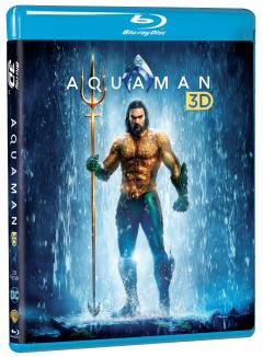 Aquaman (3D Blu-Ray Disc)