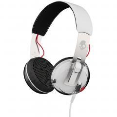 Casti Skullcandy Grind On Ear - White / Black / Red