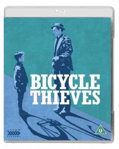 Bicycle Thieves (Blu Ray Disc) / Ladri di biciclette