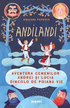 Aventura gemenilor Andrei si Lucia dincolo de Poiana Vie