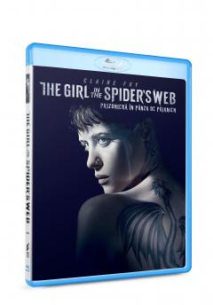 Prizoniera in panza de paianjen / The Girl in the Spider's Web (Blu-ray Disc)
