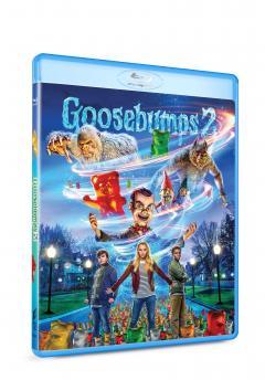 Iti facem parul maciuca! 2 / Goosebumps 2 (Blu-Ray Disc)