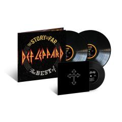 The Story So Far: The Best Of Def Leppard - Vinyl