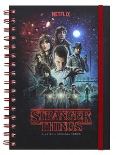 Carnet - Stranger Things