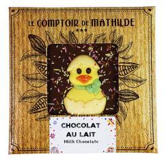 Ciocolata cu lapte - Chocolat Printemps