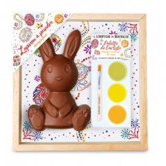 Iepuras de ciocolata - Palette De Peinture