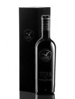 Vin rosu - Titan, Liliac, Feteasca Neagra, Sec, 2015