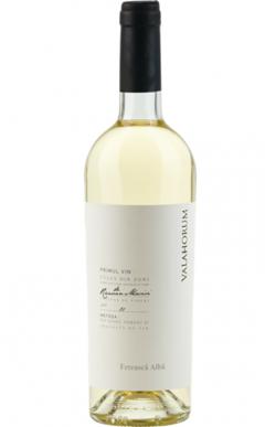 Vin alb - Valahorum, Feteasca alba, sec, 2018
