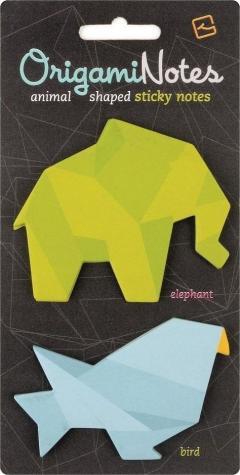 Post-it Origami Notes Elephant & Bird