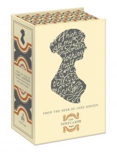 Carti postale - From the Desk of Jane Austen