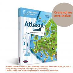 Raspundel Istetel - Atlasul lumii
