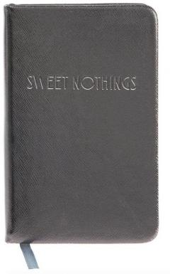 Carnet - Metallic - Sweet Nothings