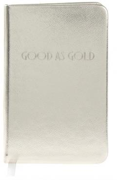 Carnet - Metallic - Gold As Gold