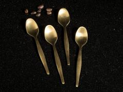 Set 4 lingurite - La Cafetiere - Espresso Spoons