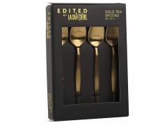 Set 4 lingurite - La Cafetiere - Tea Spoons