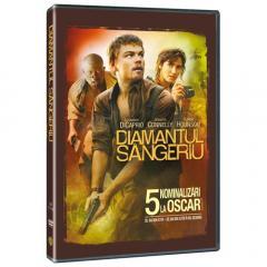 Diamantul sangeriu / Blood Diamond DVD